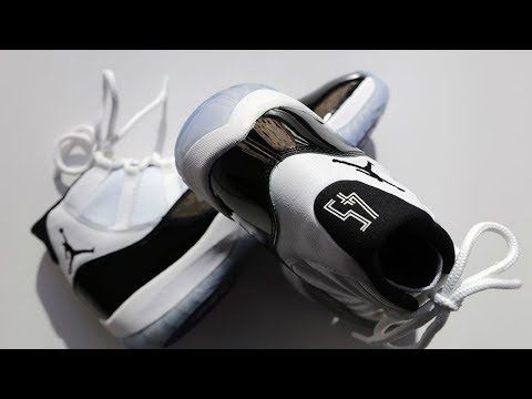Concord Jordan XI 2018 Re-Release: What You Should Know!