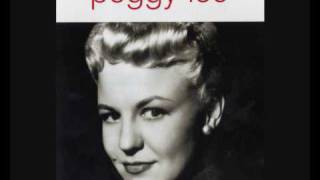 Watch Peggy Lee deed I Do video