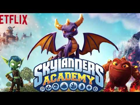 Skylanders Academy Theme Song