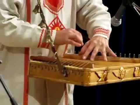 Music of Ancient Gods. Gusli