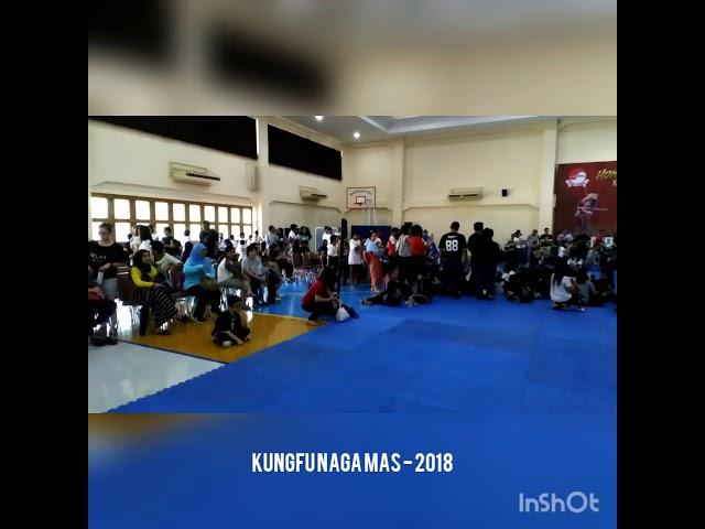 Home Tournament 2018 - Kungfu Naga Mas