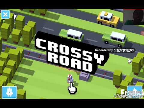 Première vidéo GAMING sur Crossy Road + Plus premier et nouvel Intro GAMING