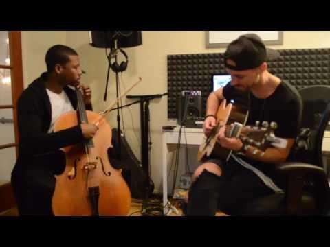 """Bills Bills Bills"": Cello/Guitar Acoustic Cover by- Jean-Paul Barjon & Aaron Kellim"