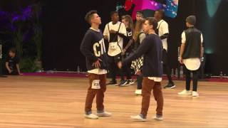 IDO World Hip Hop Championships 2015 - Adult Duos Final