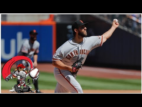 Bumgarner outpitches and outhits deGrom, Giants top Mets 3-1