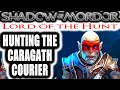 Middle Earth: Shadow of Mordor: Lord of the Hunt - HUNTING THE CARAGATH COURIER
