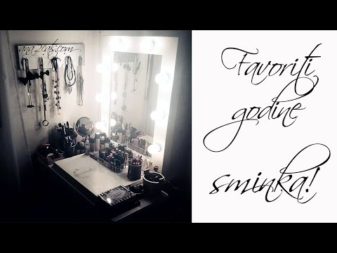 Favoriti 2014.godine ŠMINKA – MAC, Too Faced, MUFE, Max Factor, Gosh, Paese…