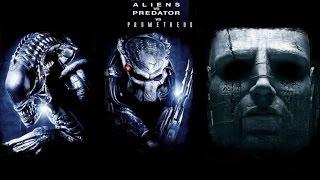 Обзор Мода Aliens Vs Predator Minecraft 1.7.10 - Часть 1(МНОГО НОВОГО)