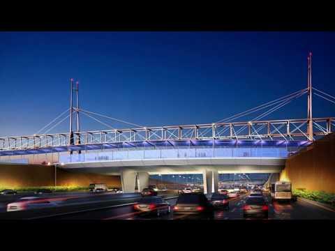 Signature Bridge Plans Move Ahead