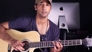 'Main Hoon Hero Tera' Song | Hero | short Guitar lesson for beginners (only lead part)