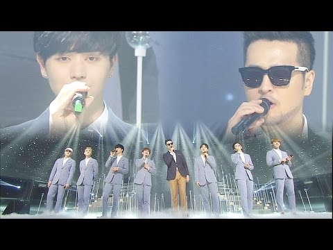 《Special Stage》 Kim Tae Woo & BTOB (김태우&비투비) - LIES(거짓말) @인기가요 Inkigayo 20160417