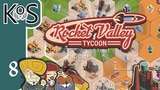 Rocket Valley Tycoon Ep 8: TIME TO START A NEW GAME! - First Look - Let