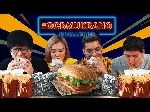 GCB Mukbang Challenge - Who Ate the Most?!