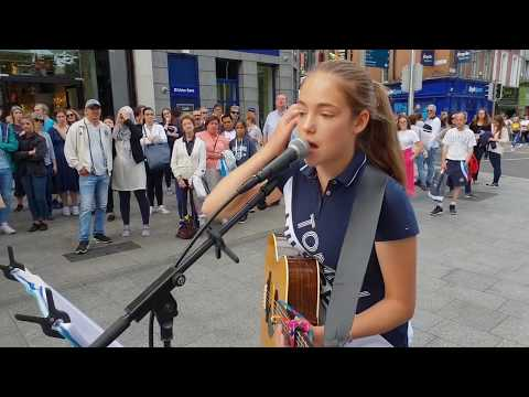 "5 Seconds of Summer ""Youngblood"" - Allie  Sherlock cover"
