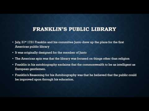 Historical Context: Benjamin Franklin