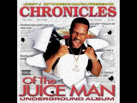 Juicy J Ft. Lord Infamous - Smoke Dat Weed (2002)