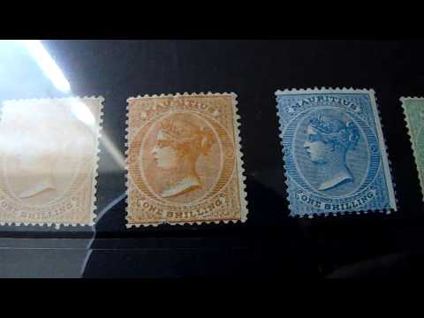 Stamps !!! Stamp collection Mauritius