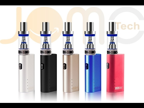 Электронная сигарета JOMO Lite 40w Ecig Mod с Алиэкспресс Тест и реакция владельца