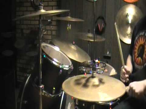 marianas trench stutter drum cover youtube