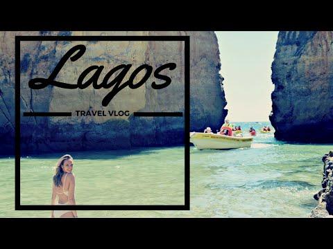 Lagos, Portugal | Travel Vlog