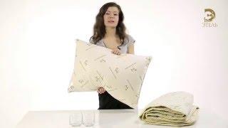 видео одеяло из верблюжьей шерсти купить