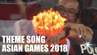 Video AGNEZ MO - BE BRAVE (Theme Song Asian Games 2018) download MP3, 3GP, MP4, WEBM, AVI, FLV Mei 2018