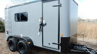 Ultimate Off Road Trailer | Jeep Trailer | Bug Out Trailer