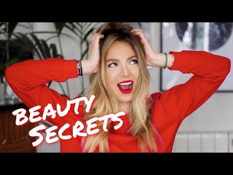 MES SECRETS DE BEAUTÉ !! | SleepingBeauty