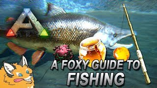 How to Fish? Fishing Tutorial! - ARK Survival Evolved