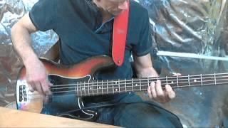 Ms. Fine Brown Frame - Syl Johnson (1982) - bass PB