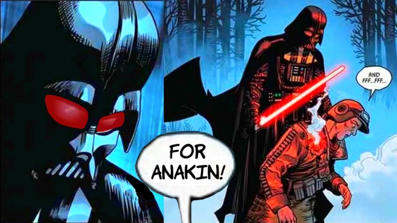 THE NEW REBEL THAT TALKED ABOUT ANAKIN TO DARTH VADER(CANON) - Star Wars Comics Explained