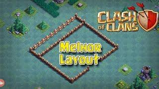 Clash of Clans - Melhor Layout para Casa do Construtor Lv 3