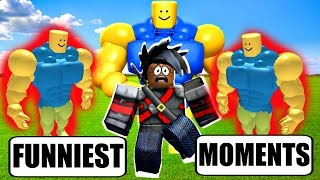 FUNNY MOMENTS IN CLASSIC ROBLOX GAMES! - Roblox Gameplay | Playonyx