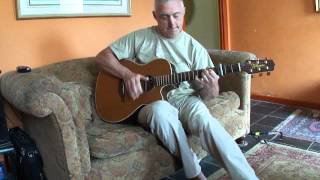 Al Brown.  Guitar arrangement of Ordinary People by John Legend.