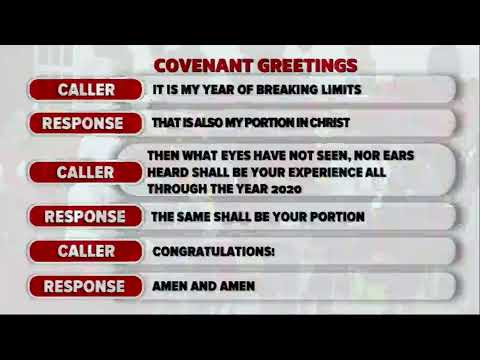 MIDWEEK COMMUNION SERVICE -  JULY 08, 2020