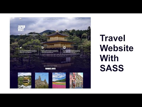 how-to-use-sass-for-beginners---simple-travel-website-with-sass-css-superpowers-(source-code)