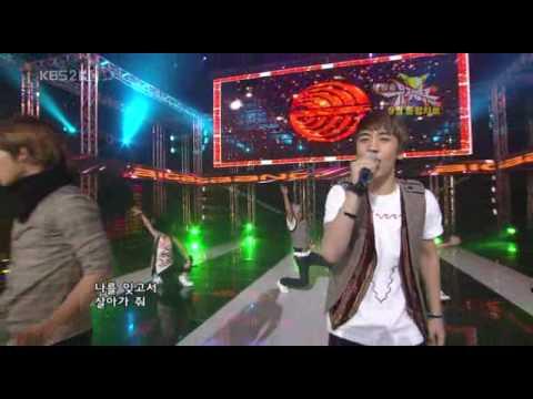 Big Bang-KBS Music Bank(Haru Haru) + Winning