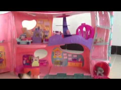 Le salon de toilettage petshop d 39 emilie youtube - Le salon de toilettage petshop ...