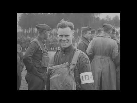 Post Armistice Training, 26th Division [1919]