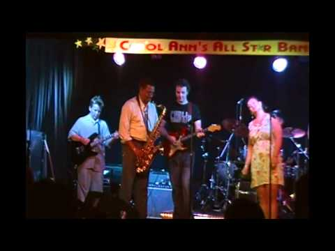 The Sky Is Crying - Blues Jam In Nashville Greggory Garner On  Guitar - Shelly Korolewicz Vocals