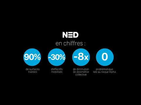 NED   Nuclear Environment Decontaminator