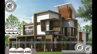 Indian House Design By 99HOMEPLANS COM [ Esp: M103 ]
