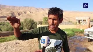 معاناة مستمرة لقاطني منطقة سيل الحسا من نقص الخدمات - (17-8-2018)