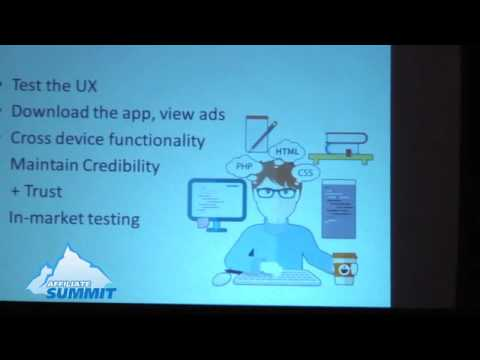 5 Musts For Mobile Ad Campaign Success from Affiliate Summit East 2015