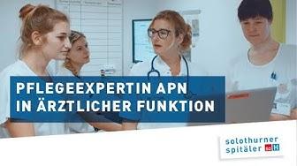 soH - Pflegeexpertin APN in ärztlicher Funktion