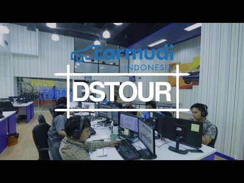Menikmati Kantor Carmudi Indonesia | DStour #45