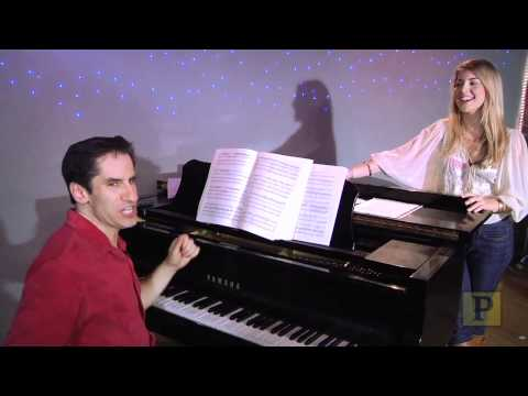 "OBSESSED!: ""Godspell""'s Morgan James and a Mariah Carey Coloratura"