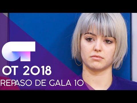 REPASO DE GALA | GALA 10 | OT 2018
