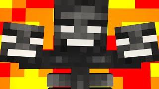 Minecraft Snapshot: LAVA WITHER PARKOUR RAGE! - w/Preston, Lachlan & Kenny!
