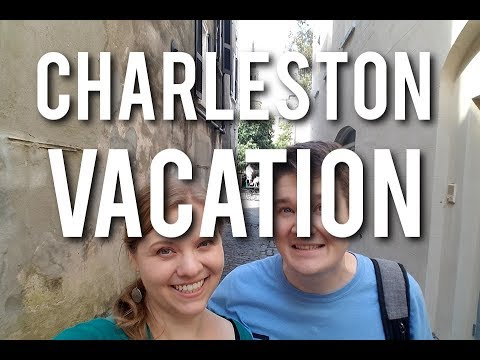 CHARLESTON, SC | Food, History, Cats, Architecture, Art, Ghosts